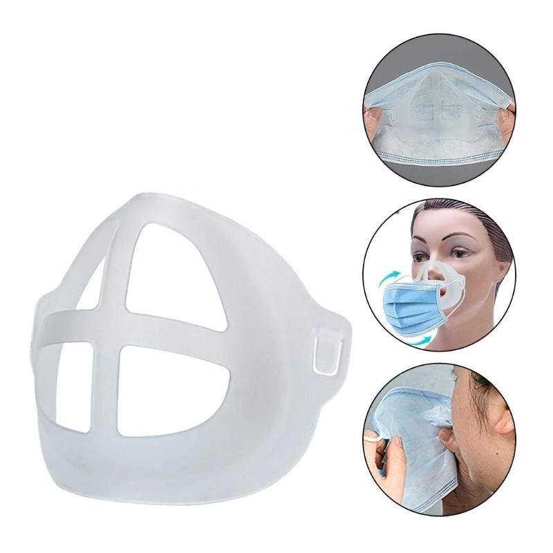 Multi-Pack 3D Mask Bracket Breathing Space Extenders