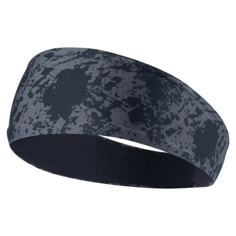 Elastic Men's Sport Headband