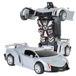 Transforming Car Action Figure
