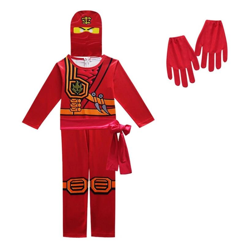 Kids Ninja Dress Up Costume
