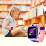 Children's SOS Waterproof IP67 Smartwatch