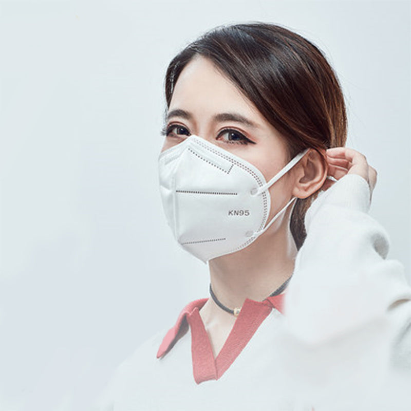 Breathable 95% Filtration 4 Layer Face Mask