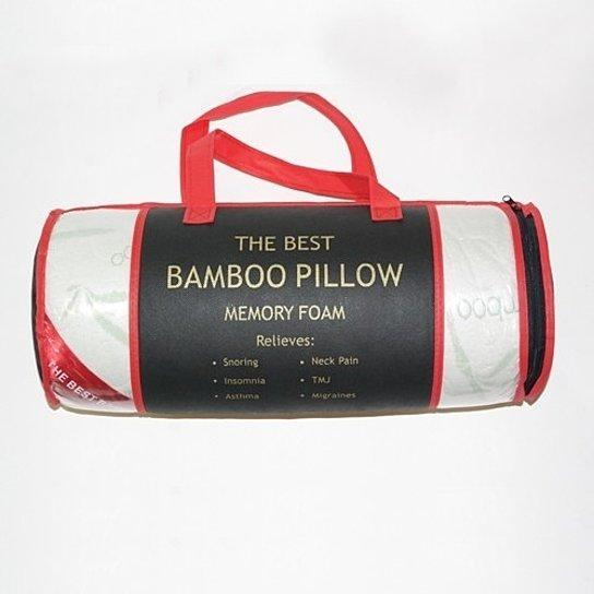 2 Pack: The Original Best Bamboo™ Rayon from Bamboo Memory Foam Pillow