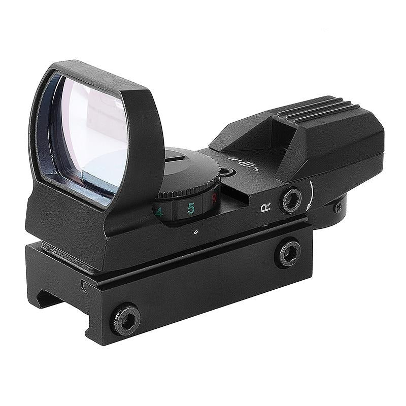 Holographic Tactical Riflescope