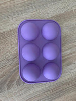 Silicone Sphere Cake Mold