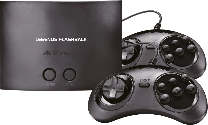Legends Flashback HDMI Game Console with 100 Games Built-In