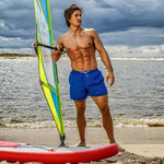 Men's Quick-Dry Swimwear Beach Surf Shorts