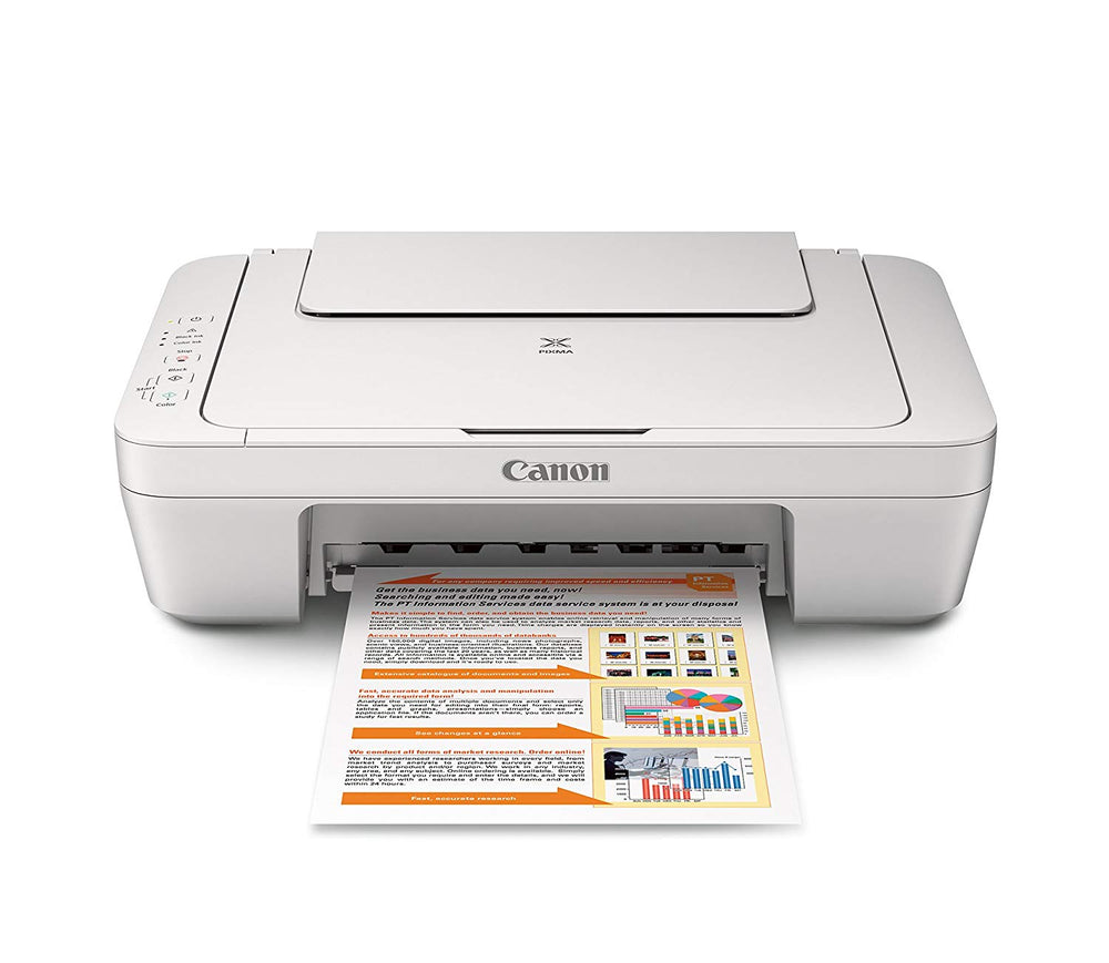 New Canon Pixma MG2522 All-in-One Color Printer