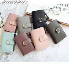 Women's Fashion Leather Clutch Wallet