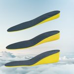 Height Increasing Orthopedic Shock Absorption Insoles
