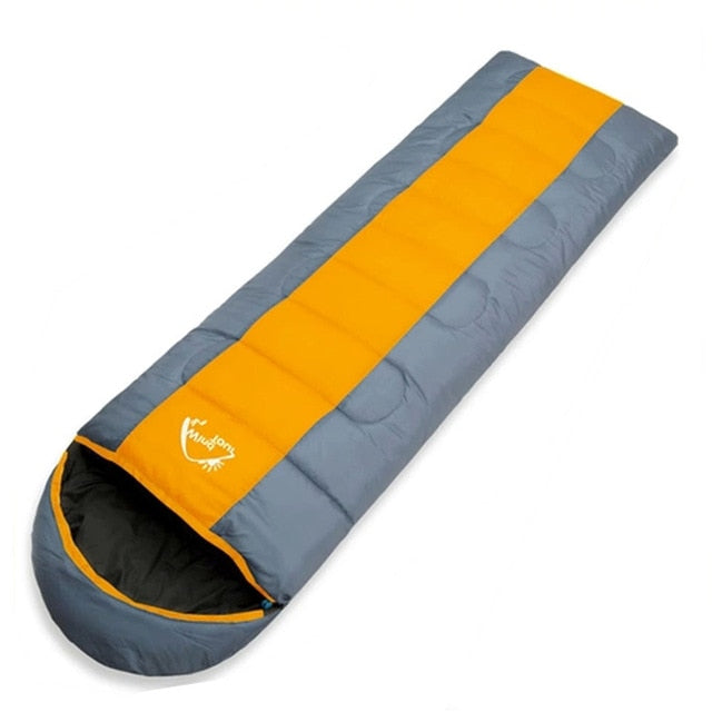Adult Waterproof Thermal Camping Envelope Sleeping Bag