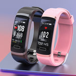 Bracelet Real-Time Heart Rate & Sleep Monitor Smart Watch