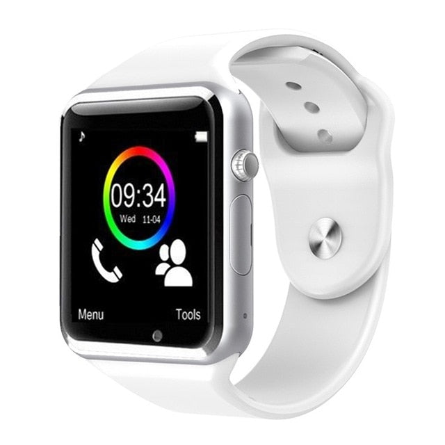 Women's Bluetooth Waterproof Sports Tracker Smartwatch