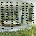 Halloween 12pcs/string Horror Bat String Decoration