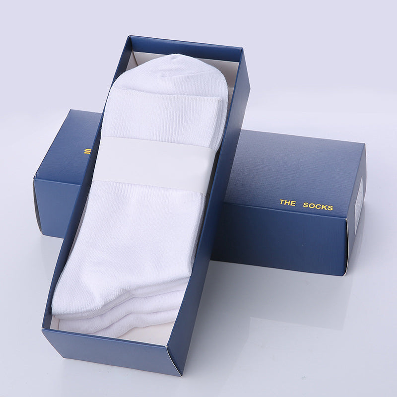 Men's Cotton Diabetic Socks