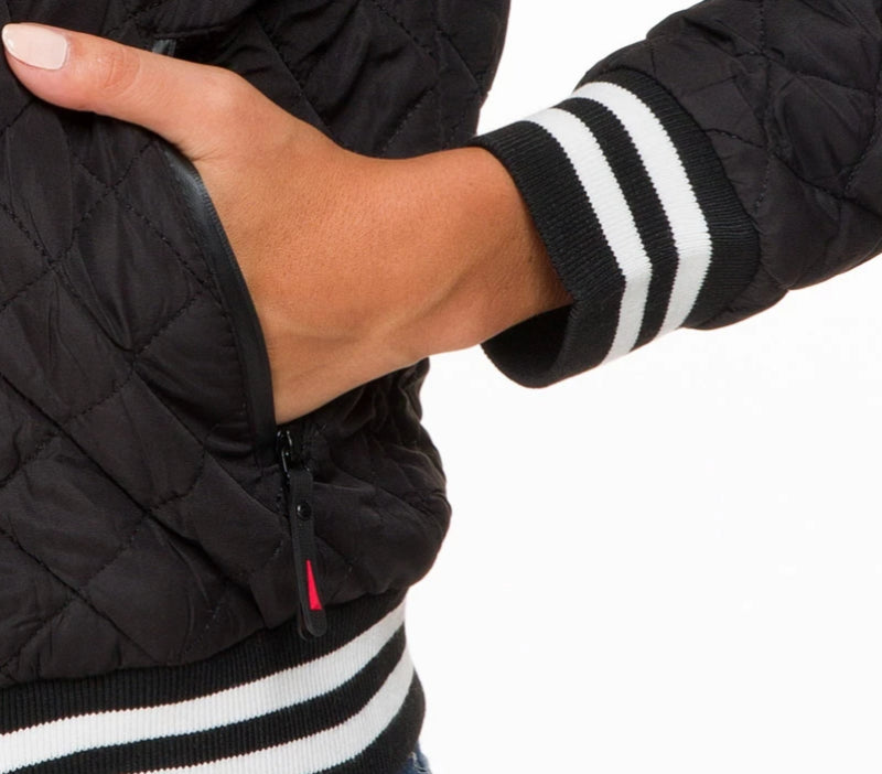 Ladies Fall & Winter Padded Jacket