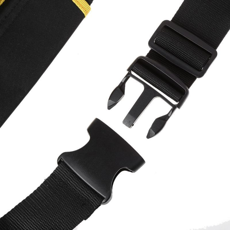 Closure on Cloth Multi-functional Electrician Tool Belt