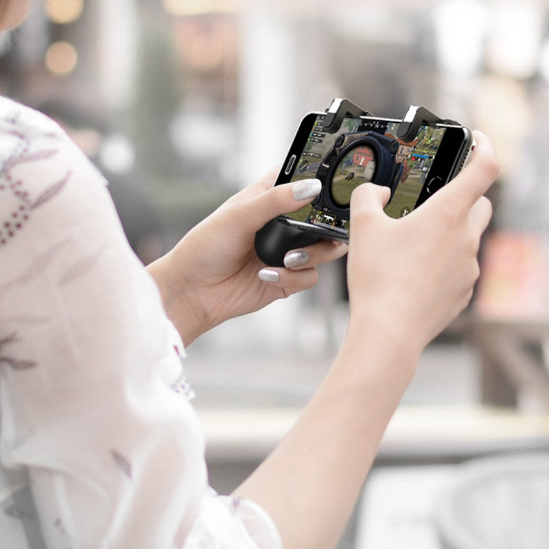 Mobile Game Controller For iPhone and Android Phone