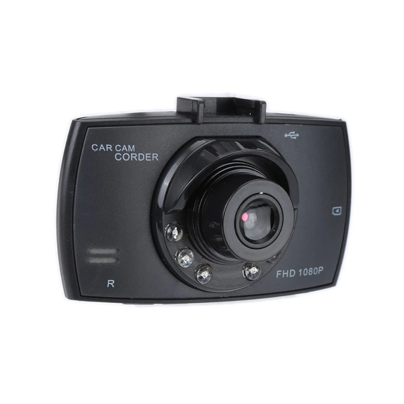 "2.4"" LCD Wide Angle Lens Car DVR Camera Recorder with  IR Night Vision"
