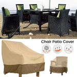 Patio Furniture Waterproof Oxford Cloth Covers