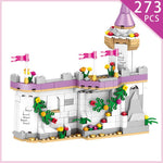 Dream Castle Dream House Carriage Building Block Sets or Accessories