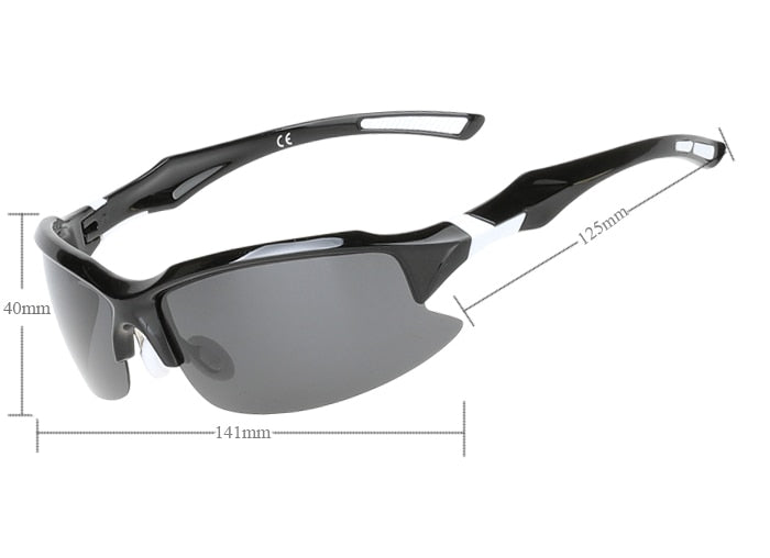 Unisex Professional Polarized UV400 Cycling Bicycle Sunglasses