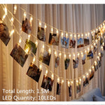 LED Light String Christmas Home Holiday Decorations