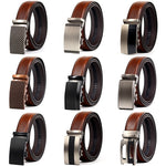 Men's Leather Automatic Designer Style Belt