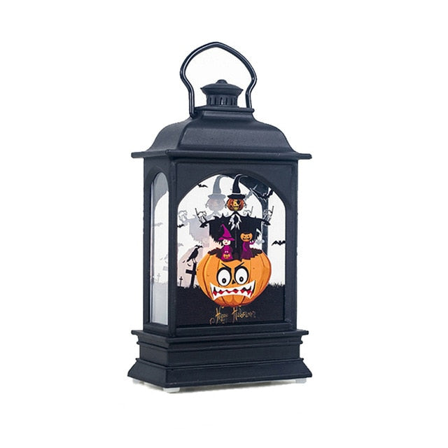 Halloween Hanging Lamp LED Lantern