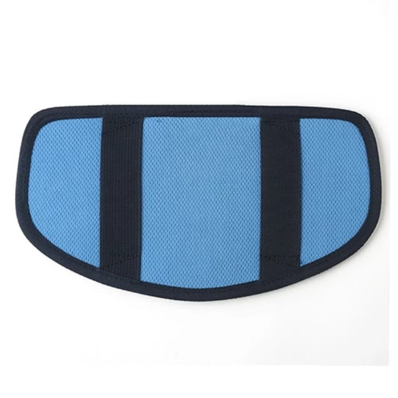 Car Safety Child Seat Belt Cover in Blue