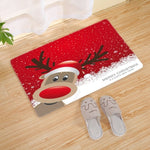 Holiday Christmas Rug Home Decoration