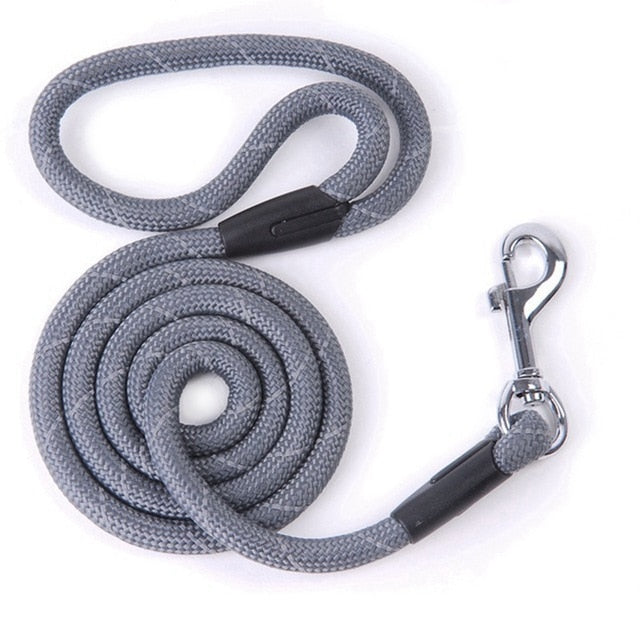 Nylon Braided Dog Leash Training Rope