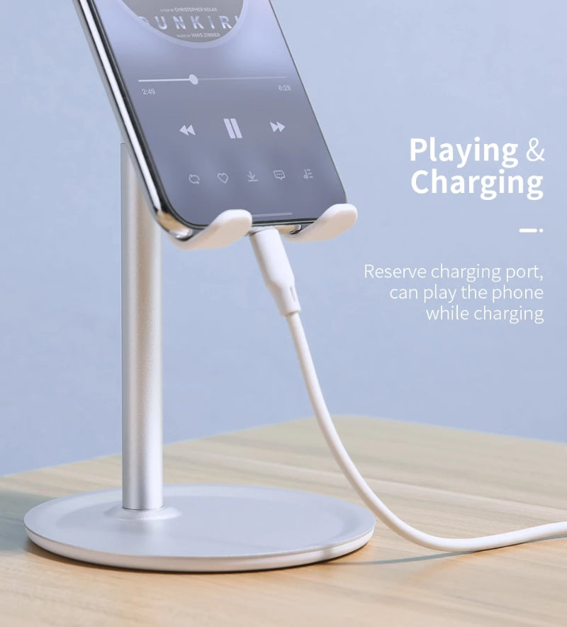 Universal Mobile Phone Tablet Holder Stand For Tablets or Samsung Xiaomi iPhone