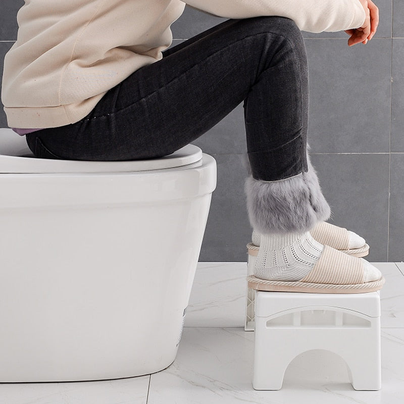Portable Folding Squatting Bathroom Stool