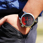 Men's Luxury Brand Sports Watch with Chronograph Clock