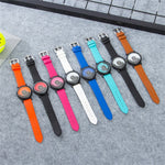 Women's Fashion Casual Unique Multicolor Watch