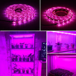 USB LED Grow Strip Light Full Spectrum Phyto lamp for Plants Flowers Greenhouse Hydroponic