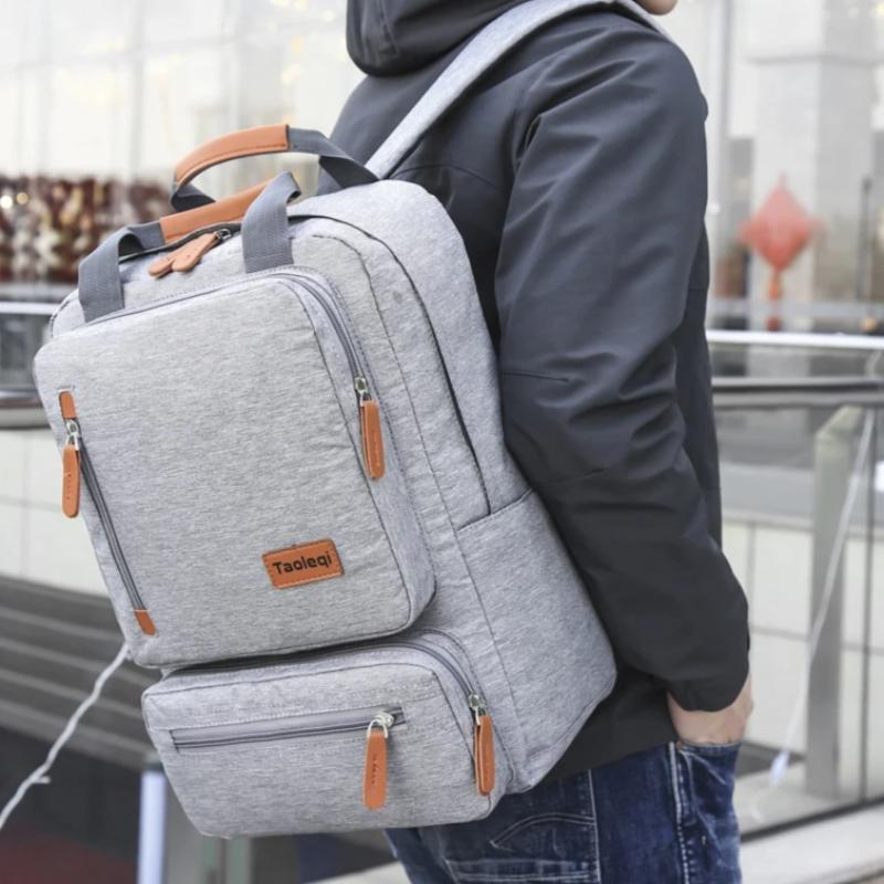 15.6-inch Computer Laptop Anti-Theft Backpack
