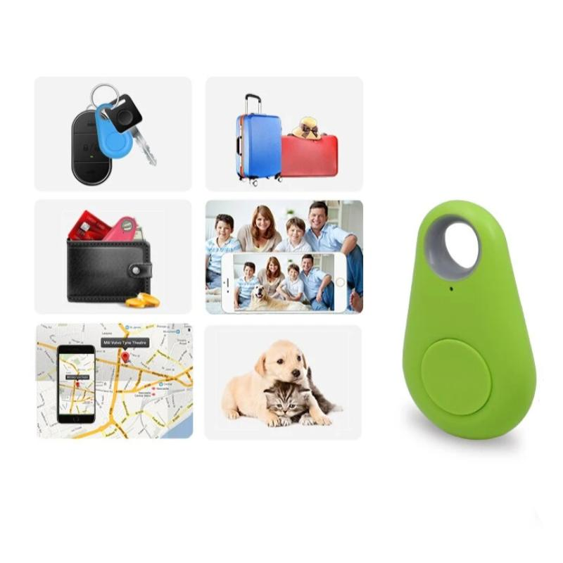 2 or 4 Pack Wireless Smart Remote Wallet Key Finder Bluetooth Tracker
