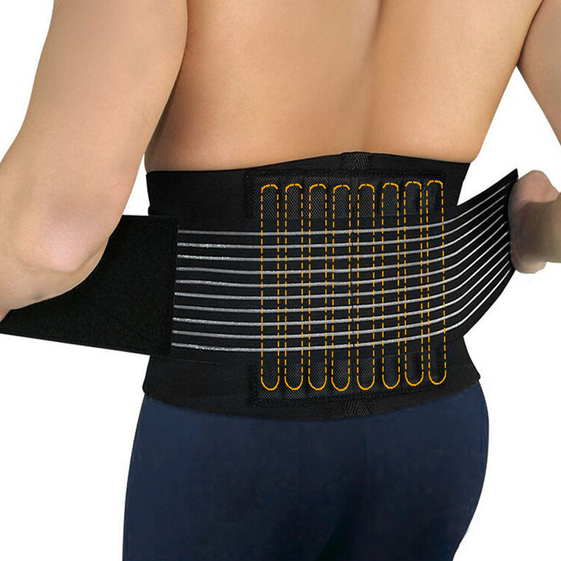 Lower Back Pain Relief Support Brace