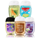 10 Pack 1oz Travel Size 99.9% Antibacterial Disinfection Quick-Dry Gel Hand Sanitizer
