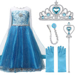 Queen Cosplay Kids Costume
