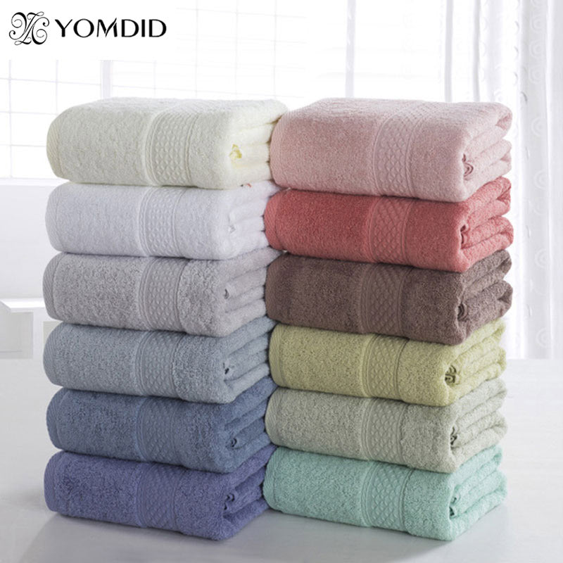 High Absorbent Fast Drying 100% Cotton Soft Bath Towels