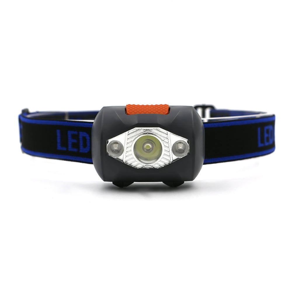 3 LED 800 Lumens 4 Mode Outdoor Camping Headlamp