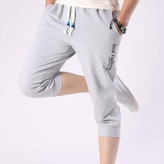 Men's Capri Beach Sweatpants