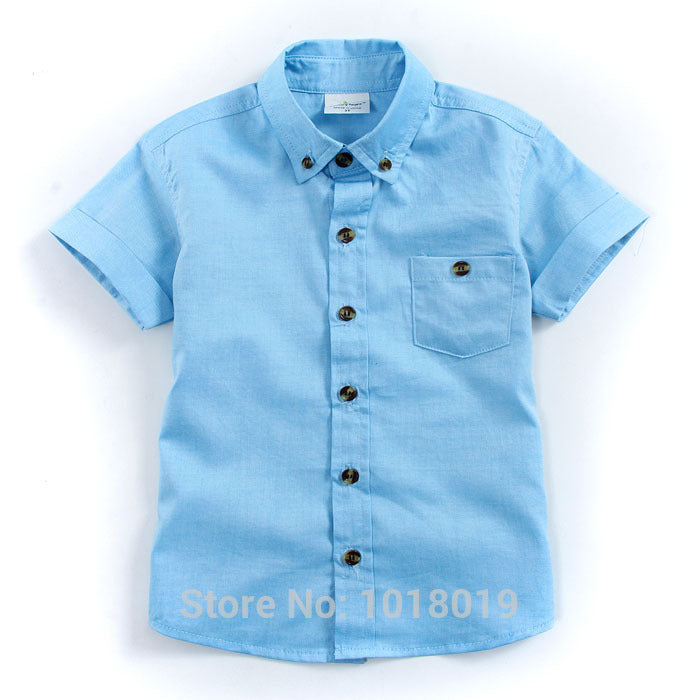 New Brand Summer 100% Cotton Baby Boys Clothing Toddler Children Kids Clothes Tees T-Shirt Short Sleeve t Shirt Boys Blouse