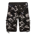 Men's Outdoor Comfort Cargo Shorts