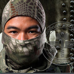 Military Tactical Hunting Camouflage Face Balaclava Ninja Mask Gear