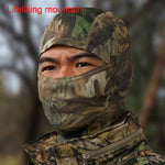 Military Tactical Hunting Camouflage Face Balaclava Ninja Mask Airsoft Paintball Gear