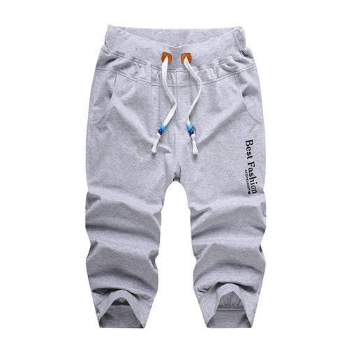 fashion printed men  beach shorts  sweatpants 4 colors